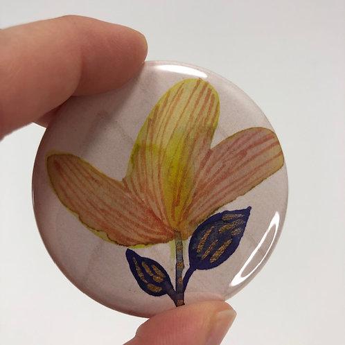 Pocket mirror - Flower 6