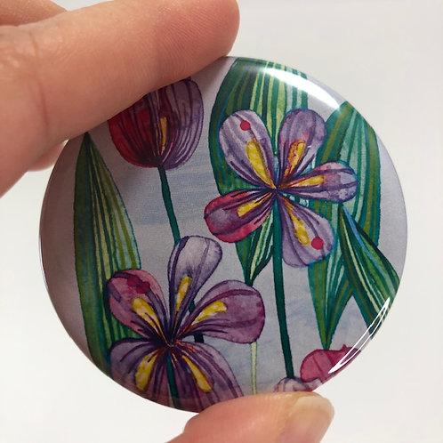 Pocket mirror - Aquarelle style 29