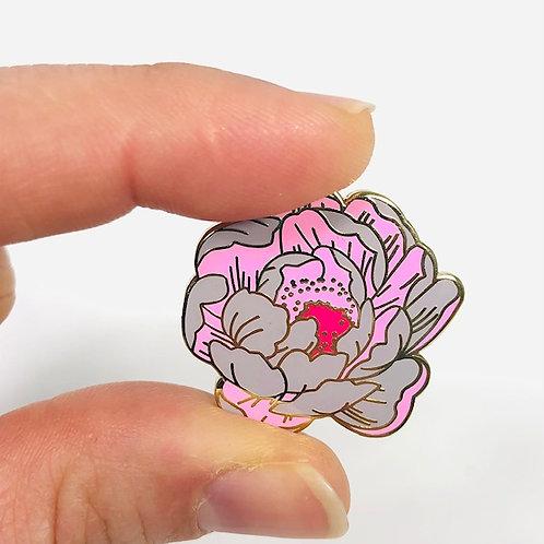Flower - Enamel pin