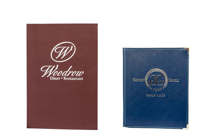 Hardcover Front Gray white Restaurant Graphics NJ.jpg