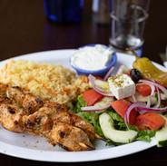 Yia Yia's Taverna Brooklyn Kebab dinner with Chicken.jpg