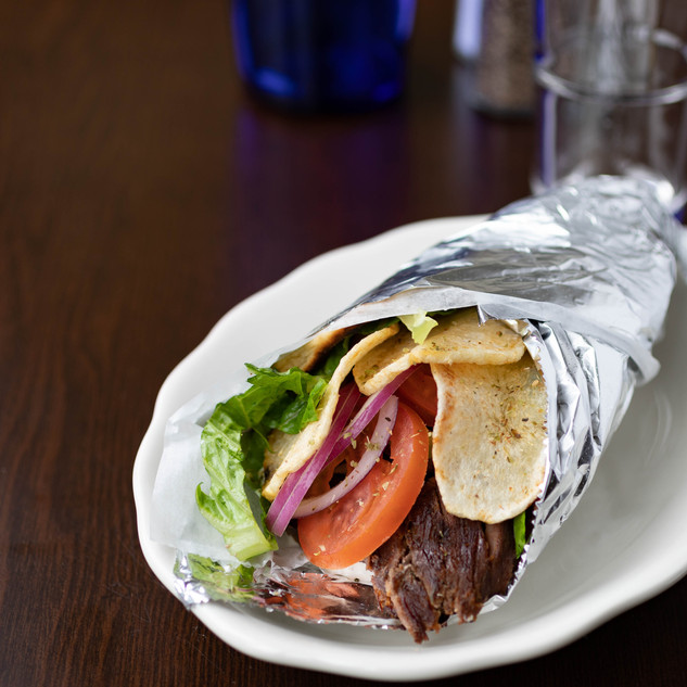 Yia Yia's Taverna Brooklyn Doner made with Beef.jpg