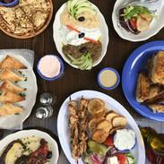 Yia Yia's Taverna Brooklyn Food ].JPG