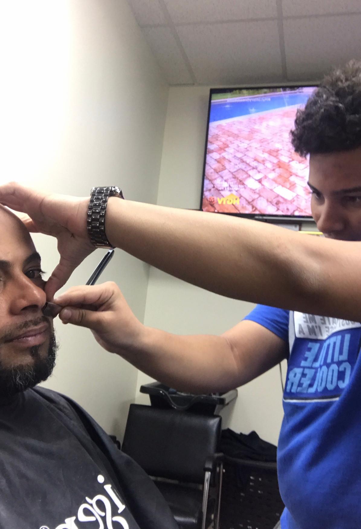 Beards & Shape Ups