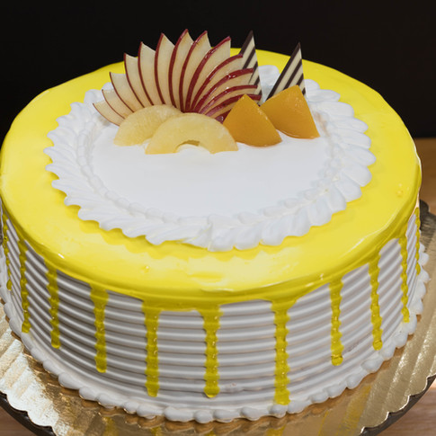 Vanllia Cake
