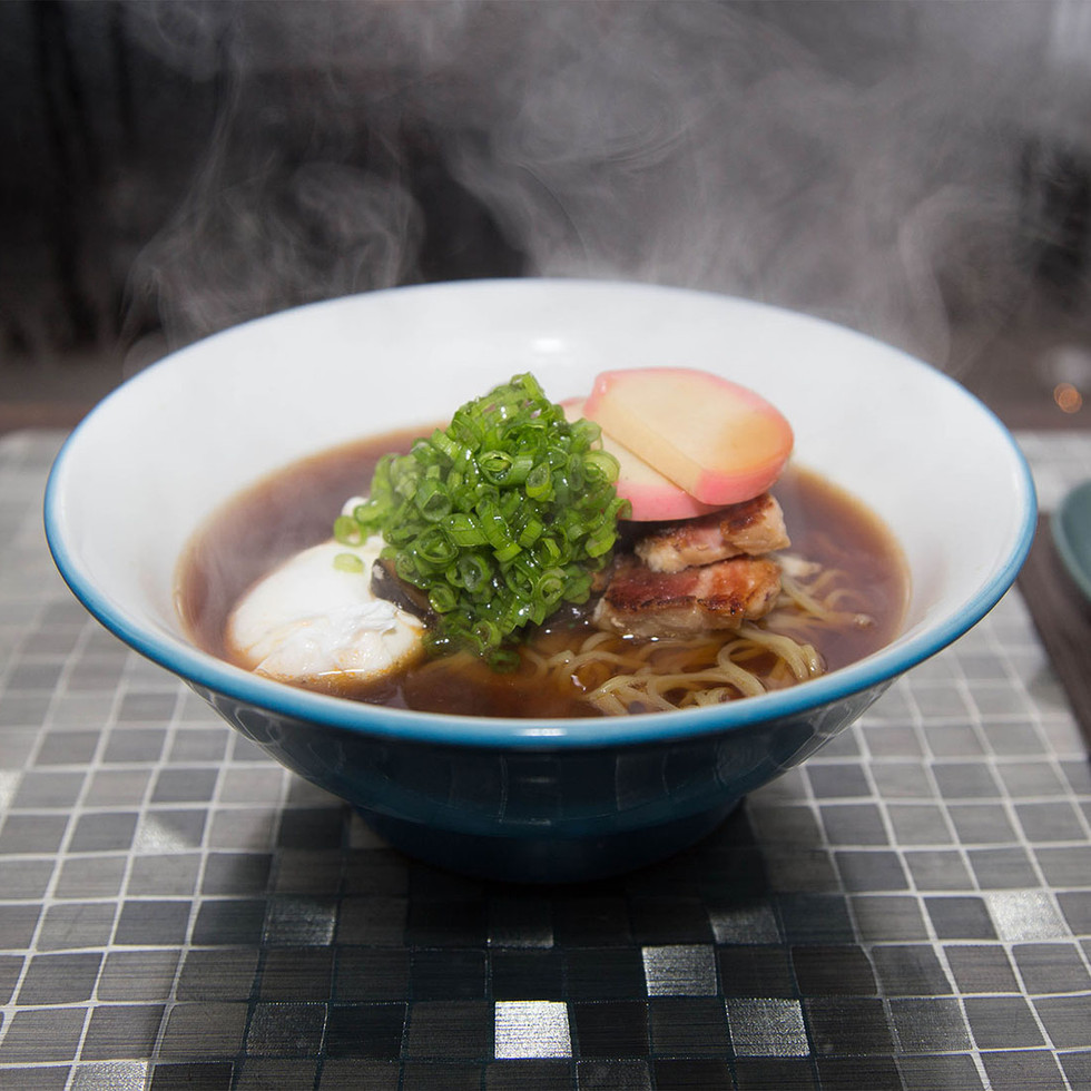 Ramen from Ozu Foods