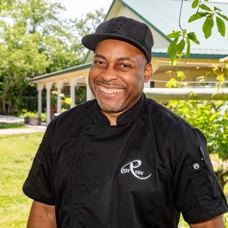Chef Rudy Straker