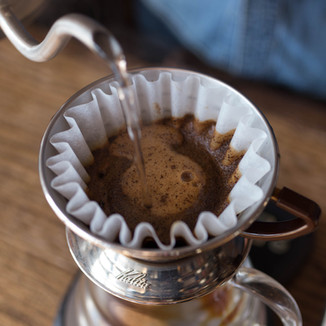 Coffee Pour Over