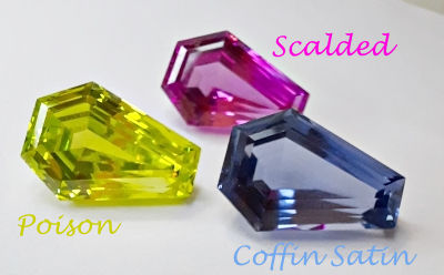 new coffin gems colors