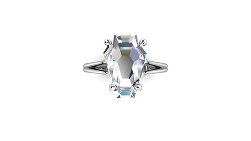 5ct Solitaire Ring