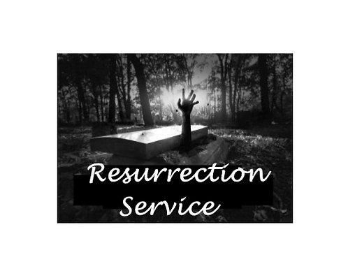 Resurrection Service