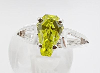 2ct Poison Designer Soitaire Ring