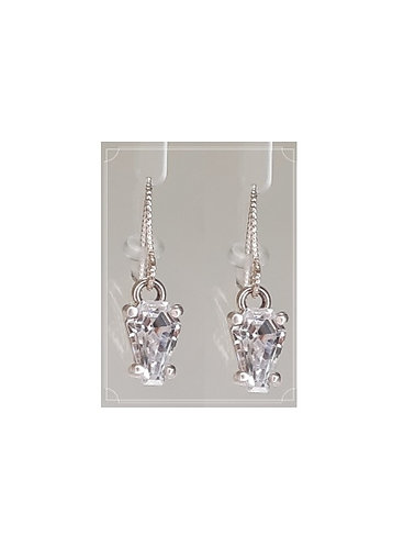 2ct Earrings - DANGLE