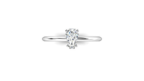 1ct Solitaire Ring