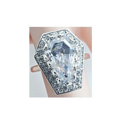 3ct Halo Ring
