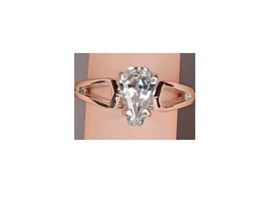 2ct Designer Ring