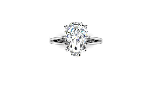 3ct Solitaire Ring