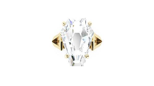 10ct Designer Ring