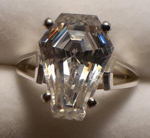 5ct Designer Ring