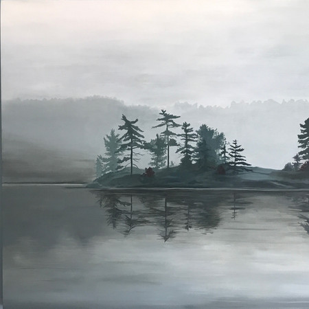 The Heart of the Lake