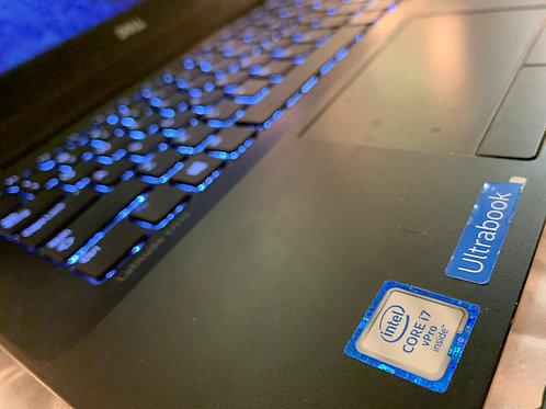 Dell latitude E7270 intel i7 UltraBook