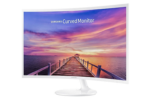 Samsung 32-Inch Widescreen FHD Curved LED Monitor, 1920x1080 Resolution, 16:9 As