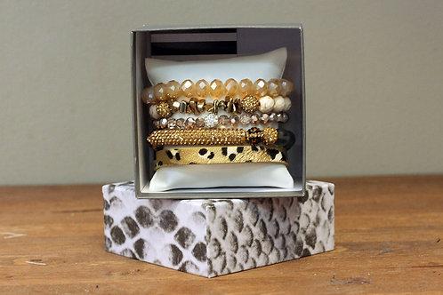Erimish Stack Bracelet