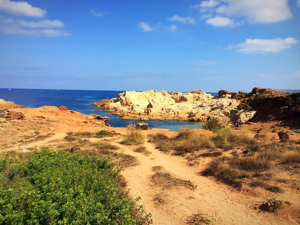 Menorca of the Balearic Islands