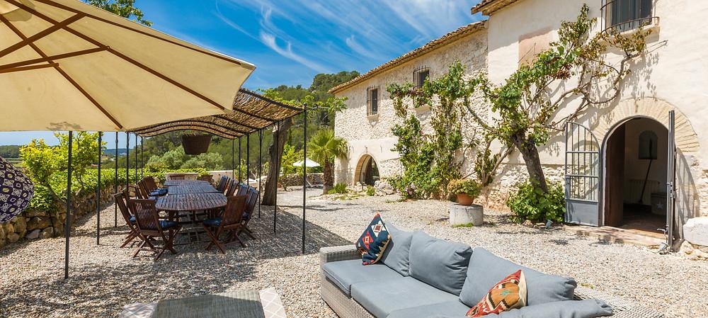 Luxury Masia in Catalonia, Spain