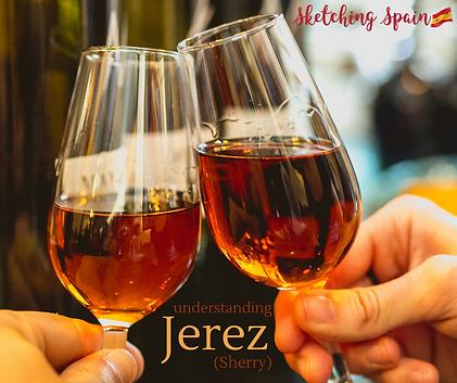 Jerez Tasting