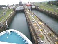 パナマ運河クルーズの旅:(その3)