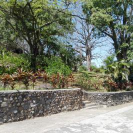 Stone retaining walls @hillside.jpg