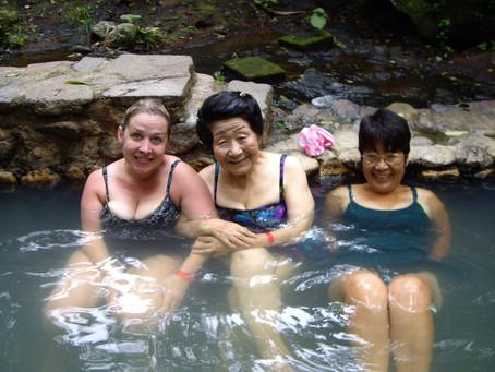 コスタリカの自然と温泉旅行