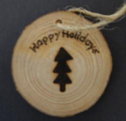 2017-2018 Holiday Ornament - Tree