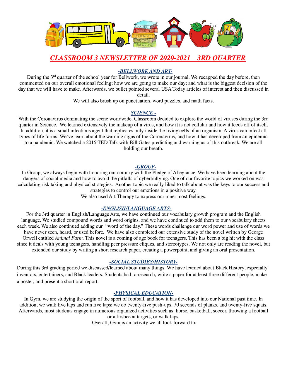 Classroom-3-Newsletter-3Q-Spring-2021.jp