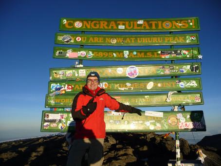 Kilimanjaro Besteigung 2014