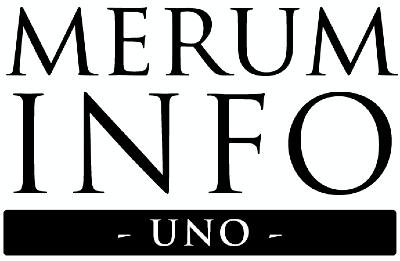 MERUM INFO -UNO-