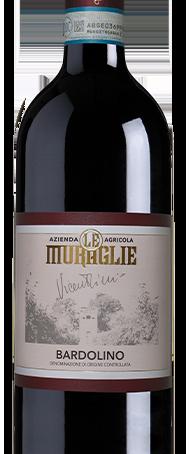 """Bardolino Le Muraglie - D.O.C.""""Vicentini"""" 2020"""