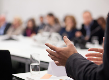 LR Technology Park Board Meeting