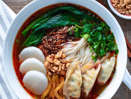 Chóngqìng Xiǎo Miàn (Chongqing Noodles)
