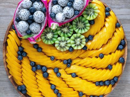 Fruit Platter (Champagne Mangoes)