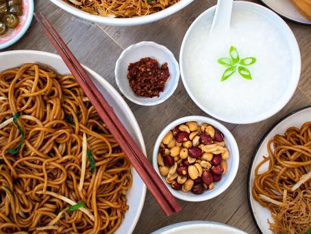 Economical Fried Noodles