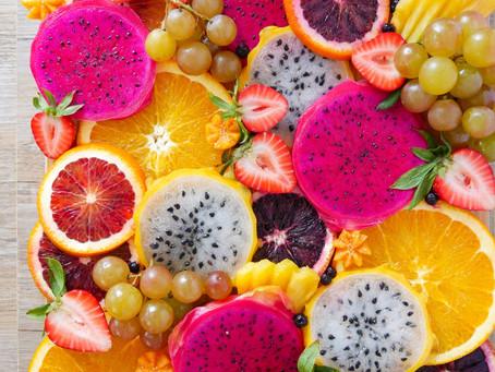 Fruit Platter (Pink Pitaya)