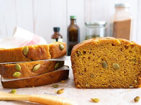 Roasted Kabocha Bread