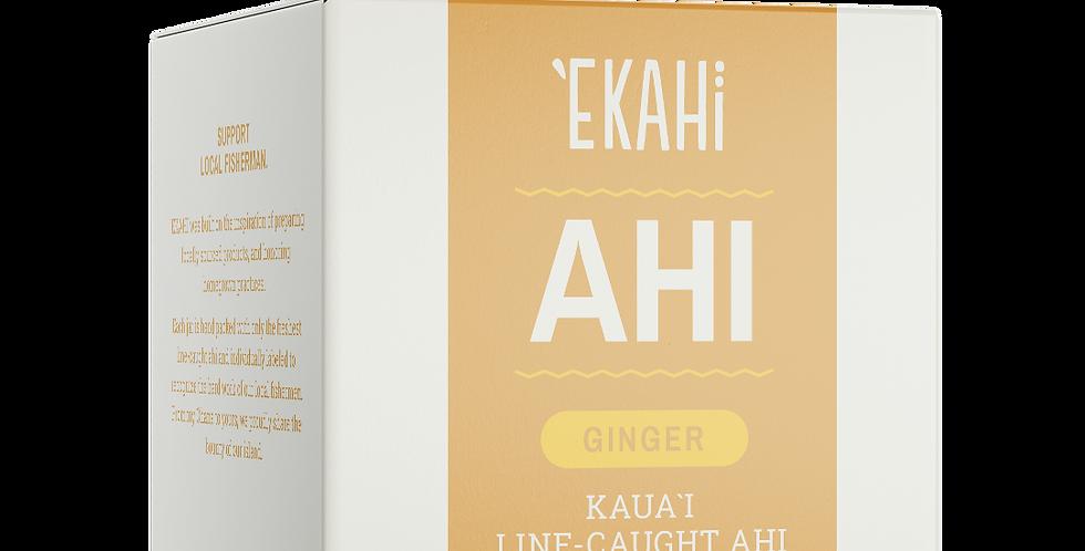 Ginger Citrus Ekahi Ahi