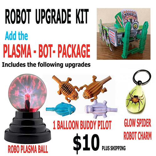 OC STEAM Fest Robot Upgrade Kit