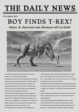 T rex newspaper.jpg