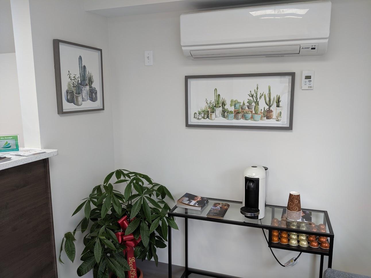 Cactus dental office
