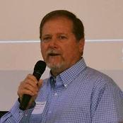 Richard speaking at the Governor's Mansi