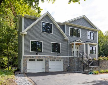 Custom home project